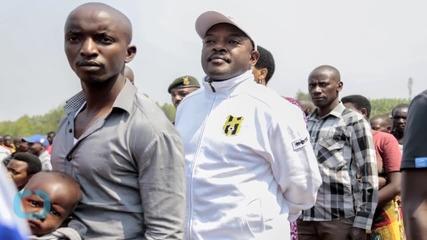 Burundi President's Faces Emerging Armed Rebellion as Vote Looms