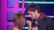 Nadiya & Enrique Iglesias - Tired Of Being Sorry (2009) [hd]
