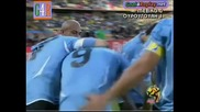 22.06.2010 Мексико - Уругвай 0 - 1 Всички голове и положения - Мондиал 2010 Юар