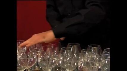 Стъклена арфа Токата и фуга в ре минор - Забавни клипове