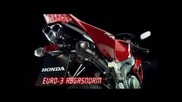 Honda Cbr 1000rr 2007 official video