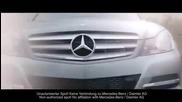 Mercedes-benz Spot 2013 Non-authorized spot ( Разпознава опасностите още преди да са се появили.)