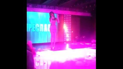 Преслава - Лъжа е /live/ Secrets Club (27.06.2014)