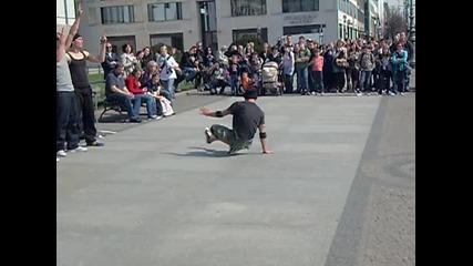 Германци Танцуват страхотно !