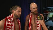 Grizzled Young Veterans will take a win any way they can get it: NXT Exclusive, August 3, 2021