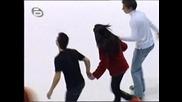 Music Idol - Kак Айдълите Разпускат Айдълите На Ледената Пързалка 2 Шоу На Кънки! 11.