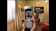 Реклама - Nokia (хвърчаща Котка)
