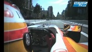 Roadshow Alonso Renault F1 Ovideo
