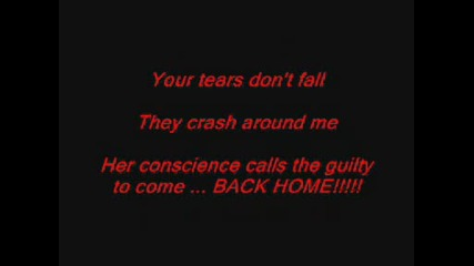 Bullet For My Valentine - Tears Dont Fall (with Lyrics)