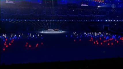 Сочи 2014 химна на Русия
