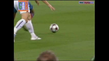 Барселона - Манчестър Юнайтед 1 - 0 Ето`о Гол ( Шл Финал ) 27.05.2009