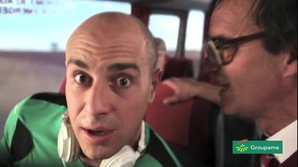 Много смешна реклама със вратарят на Liverpool Pepe Reina