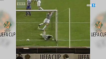 Порто - Селтик Купа на Уефа Финал 2003 първа част