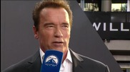 Terminator Genisys Berlin Premiere: Arnold Schwarzenegger