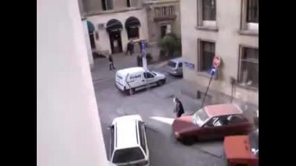 Вижте само какво Паркиране ..