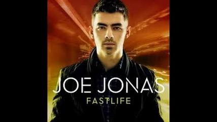 Joe Jonas-not right now