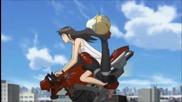 Rideback - amv - Hero