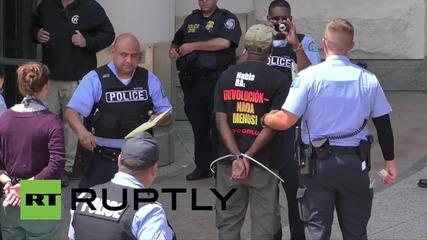 САЩ: Поне 50 ареста бяха направени в Сейнт Луйс след обяване на кризистна ситуация