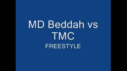 Md Beddah vs Tmc - Free Battle on Scrotumbeat