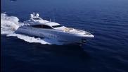 Супер яхти – Mangusta 165e Moonraker 50m