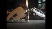 Най - тежките катастрофи заснемани някога