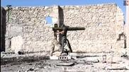 Танк Hunters В Сирия Сирийските бунтовници Унищожиха T 72