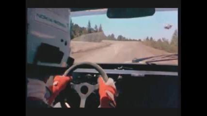 Pikes Peak - Ari Vatanen Peugeot 405 T16 4wd B - group