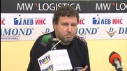 Вуцов: Идеята ни е да се сложат правил