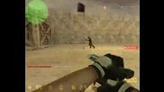 Noob На Counter - Strike 1.6