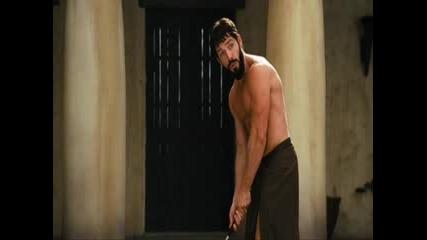 Спартанец Учи Синът Си На...???