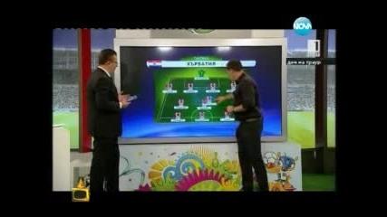 Изспортен свят епизод 89 - Господари на ефира (27.06.2014г.)