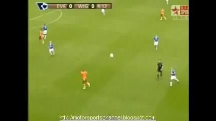 Fc Everton 2:1 Wigan Athletic