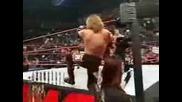Wwe John Cena w Maria vs Edge w Lita