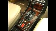 Mercedes Benz W116 - тест драйв