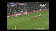 Man Utd vs Wolves 3 : 0 + асистенция на Бербатов