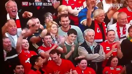 Торес с Феноменален пропуск срещу Manchester United 18.09
