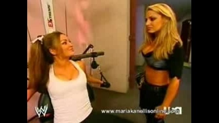 Maria Kanellis Is The Best!!!{}