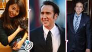 """За пети път """"горчиво"""": Никълъс Кейдж вдигна сватба, взе си 26-годишна японка за булка"""