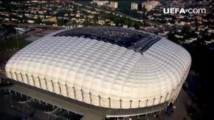 Градовете на Евро 2012: Познан