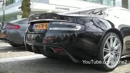 Черен звяр - Aston Martin Dbs