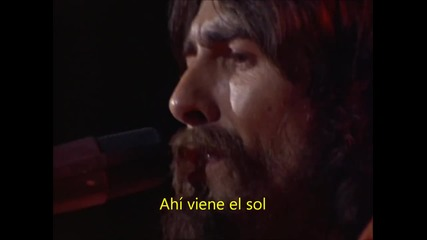 ▶ George Harrison - Here comes the sun (subtitulada)
