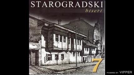 Starogradske pesme - Branko Kamenkovic - Cetri konja debela - (Audio 2004)
