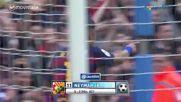 Барселона 5 - 0 Еспаньол ( 08/05/2016 )