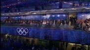 Откриване на Олимпийските Игри 2014 Част 1