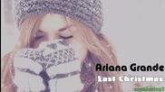 01. Текст и Превод!!! Ariana Grande - Last Christmas