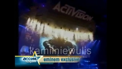 eminem interview access hollywood