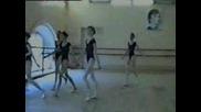 Балетна Академия Ваганова 5клас 10
