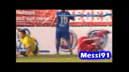 21.07 Първи гол на Ивица Олич за Байерн Мюнхен - 10:0 срещу Щутгарт Кикерс в контрола