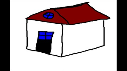Къща С Чупещ Се Прозорец