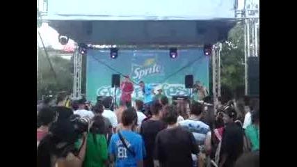 Sprite Graffiti Fest 2011 Beatbox